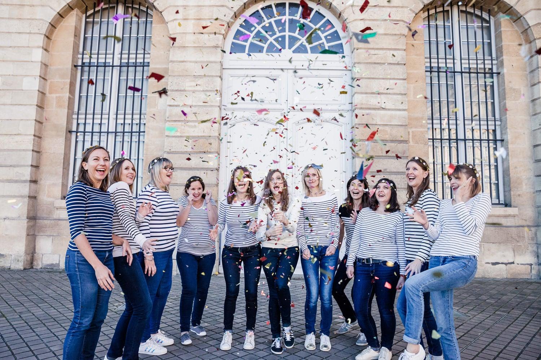 Bordeaux EVJF : trouver un photographe pour une séance photo