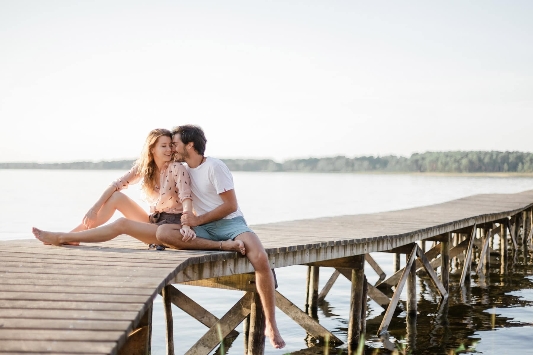 photographe couple mariage engagement love session bordeaux landes lac lifestyle fine art francais sarah miramon tiffany julien 08