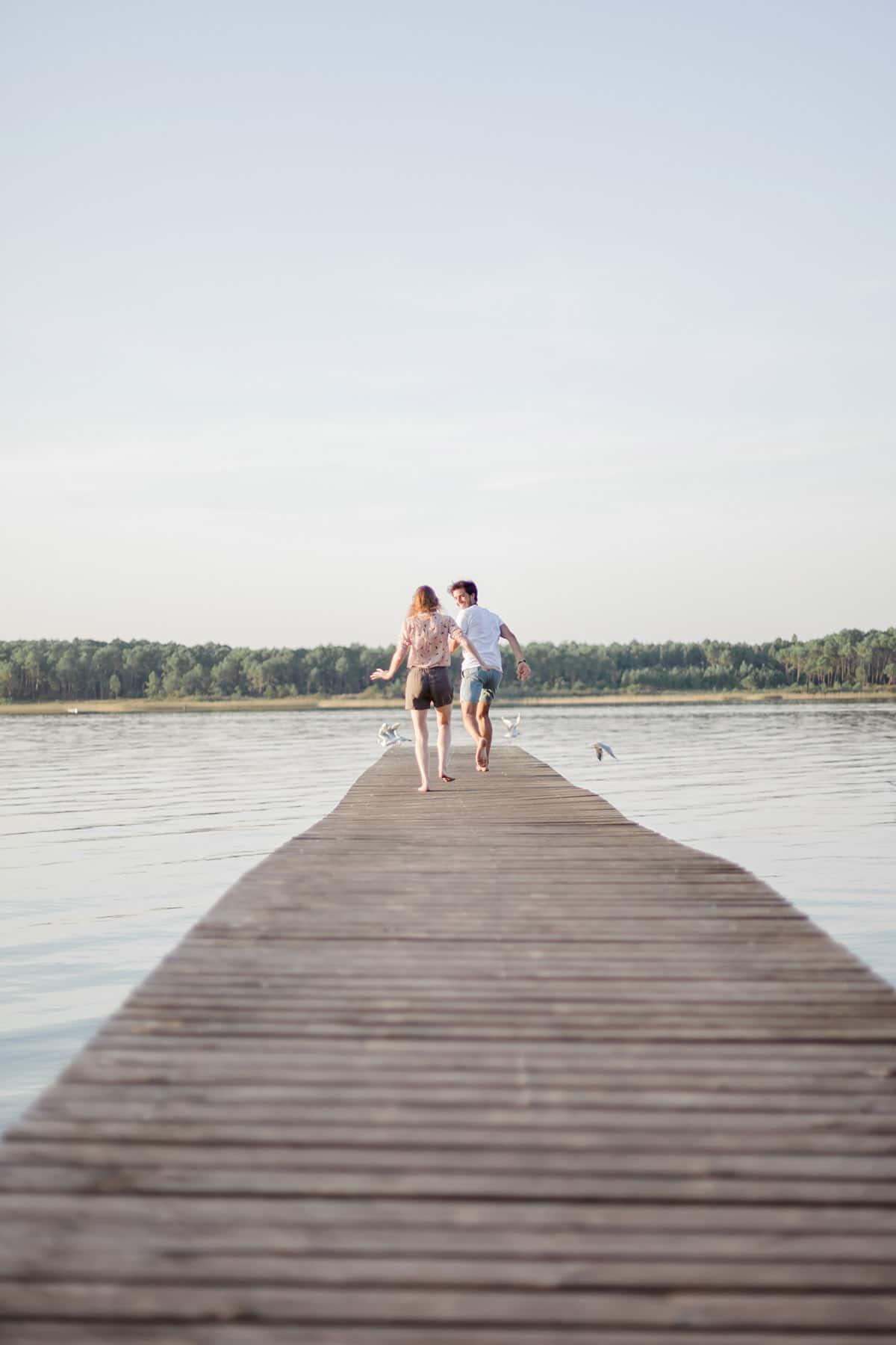 photographe couple mariage engagement love session bordeaux landes lac lifestyle fine art francais sarah miramon tiffany julien 11