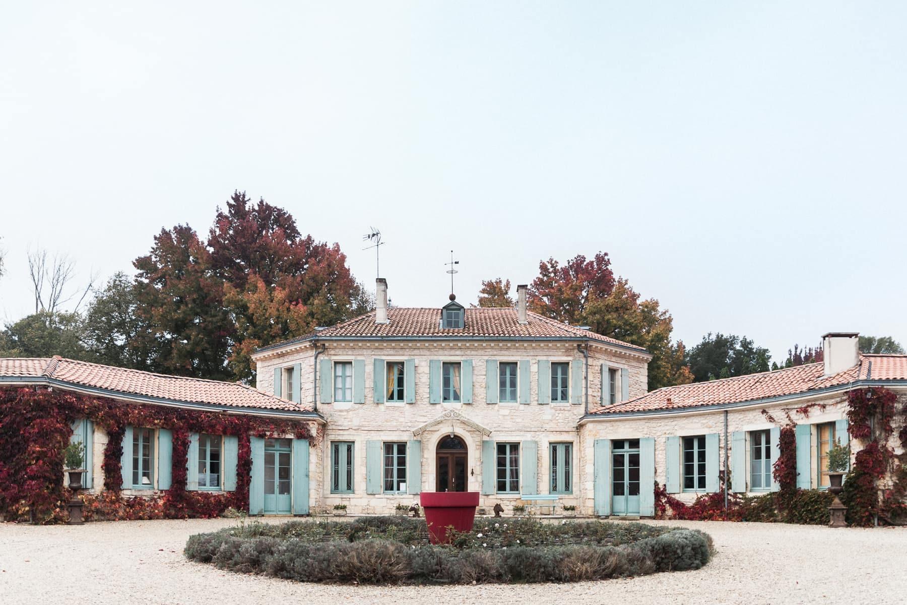 chateau de l'isle medoc mariage intimiste bordeaux