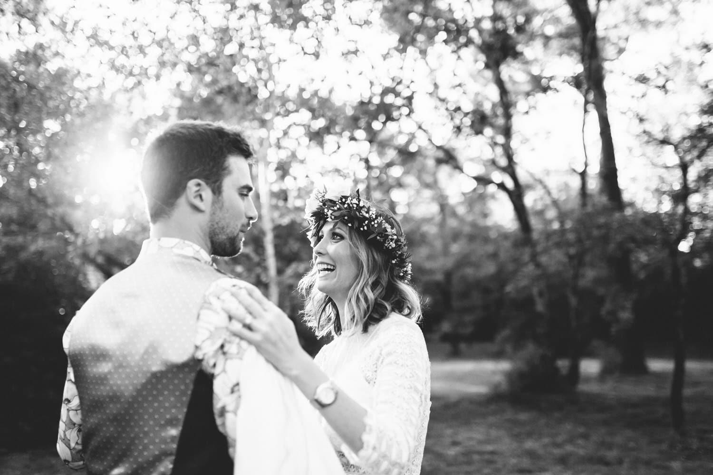 photographie de mariage couple